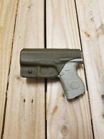 Concealment IWB Olive Drab Green KYDEX Holster Fits Glock 26, 27, 33