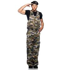 Special Ops Officer Costume, Leg Avenue 83697, Adult Men's 4 Piece, Size XL
