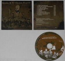 Howie B vs Casino Royale  Italy promo cd