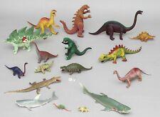 34 ältere 80er/90er Jahre Spielfiguren Dinosaurier Figuren u. andere No Name -33