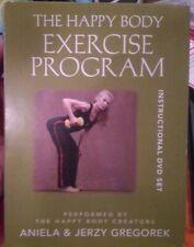 The Happy Body Exercise Program instructional dvd set
