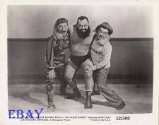 Bowery Boys barechested wrestler VINTAGE Photo No Holds Barred