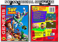 Toy Story - Sega Genesis Custom Case *NO GAME*