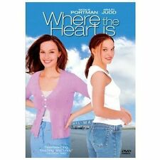 Where the Heart Is (DVD, 2009) - NEW!!