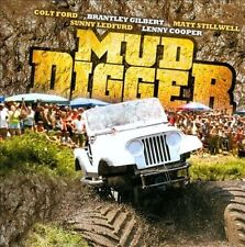 Audio CD: Mud Digger, Colt Ford Presents. Good Cond. CD. 661869002224