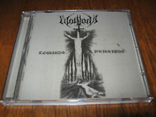 "WOLFTHORN ""Towards Ipsissimus"" CD wigrid nargaroth"
