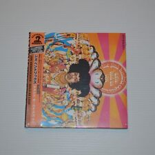 Jimi HENDRIX - Axis : bold as love -2000 FIRST PRESS JAPAN CD mini LP NEW SEALED