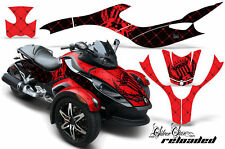 AMR DECAL GRAPHICS KIT CAN AM BRP CANAM SPYDER PART SSR