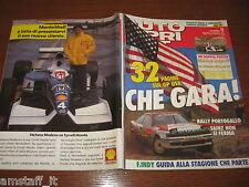 AUTOSPRINT 1991/11=COVER CARLOS SAINZ TOYOTA CELICA RALLY=STEFANO FABBRI=