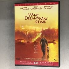 What Dreams May Come Dvd Special Edition Robin Williams Cuba Gooding Jr