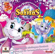 SAFIRAS - 003/AMAYA UND DAS MISSLUNGENE GESCHENK/ARONAS UN   CD NEU