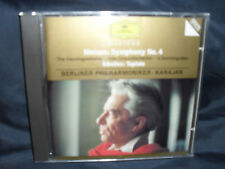 Nielsen / Sibelius – Symphony No. 4 / Tapiola -Berliner Philharmoniker /Karajan