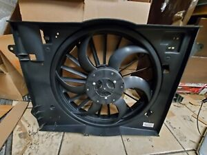 2003 2004 LINCOLN LS COMPLETE ELECTRIC COOLING FAN