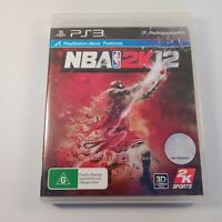 Playstation 3 game NBA 2K12