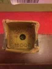 Radio Valve Tube Nos Vintage Audio 15dq8