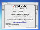 Video guide on using Mercedes Vediamo software for the beginners.