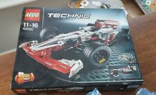 LEGO Technic grand prix Racer (42000) F1 100% complete boxed with instructions