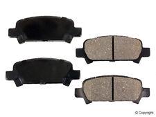 Disc Brake Pad Set-Advics Rear WD EXPRESS 520 07700 032 fits 00-09 Subaru Legacy