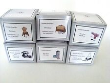 PHB Midwest of Cannon Falls Hinged Boxes Ladies Women's Accessories Set of 6