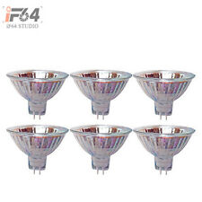 6pcs, Mr11 12V 35W 35Watts Halogen Light Bulb Lighting Bulbs