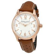 Frédérique Constant Horological Men's FC-282AS5B4 Quartz Brown 42mm Smartwatch