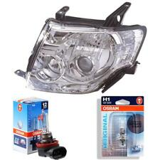 Headlight Right Mitsubishi Pajero Type V80 Year 07- >> H9 +H11 Incl. Lamps