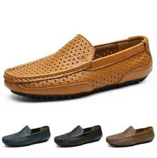 Casuals Shoes Men Loafer Driving Slip On Hollow Out Comfort Breathable Trail New