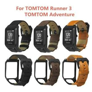 Wrist Strap Metal Clasp for TomTom Runner 2 3/Spark 3 Cardio/Music/Adventurer