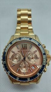 Michael Kors - Rose Gold Toned Women's MK-5755 Watch; NO Box or Links Included