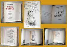 P'TITE GUEULE E.O. 1/30 HOLLANDE DESSIN ANARCHIE SYNDICALISME MUTUALISME RARE