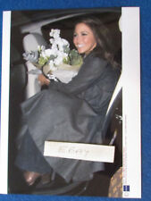 "Original Press Photo - 8""x6"" - S CLUB 7 - Rachel Stevens - 2008 - B"