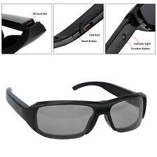 HD Polarized Video Spy Camera Sun Glasses Digital Audio Recorder DV Camcorder TF