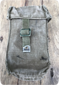 British Army Water Bottle Pouch - 1958 58 Pattern Webbing  - Olive Drab