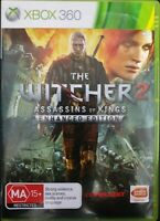 The Witcher 2 Assassins of Kings Enhanced Edition Xbox 360 Game PAL Region (999)