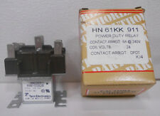 TYCO Furnace Relay- 24 Volt Coil HN61KK911 6A @ 240V Contact