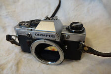 Olympus OM-10 100% WORKING condition 35mm SLR Film Camera Body refR12