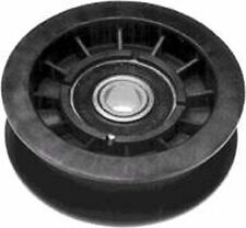 LAWN TRACTOR FLAT IDLER PULLEY FOR MURRAY PART # 91179 COMPOSITE