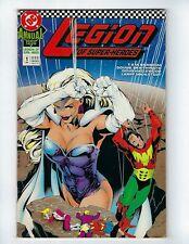 LEGION OF SUPER-HEROES ANNUAL 1990 (DC Comics) VF