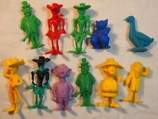 Lot OMO BONUX Lucky Luke  Aristochat (Disney) années 70 - 80