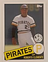 2020 Topps Baseball Series 1-2 and UPDATE 1985 35th Anniversary/ALLSTAR You Pick