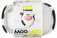 Joie Moo Moo Cow Butter Dish Kitchen Fridge Storage