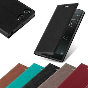 Case for Sony Xperia XZ PREMIUM Phone Cover Protective Book Magnetic Wallet