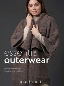 Essential Outerwear by Quail Studio