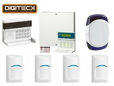 Scantronic 9651 En41 Alarm Panel With Remote Keypad