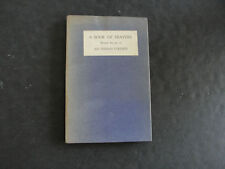 A Book Of Prayers Written for use in An Indian College by J. S. Hoyland (1928)