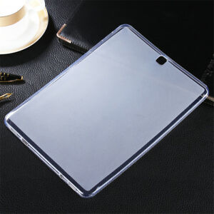 Soft TPU Gel Case Cover Shockproof For Samsung Galaxy Tab S2 8.0 9.7 T710 T810