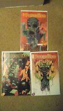 3 Paradiso comics lot 1 - 3 Image Comics 1st Prints VF/NM+ combined shipping