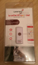 collier GPS pour chat - Weenect GPS Tracker -- NEUF sous blister