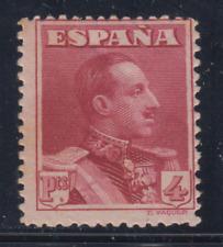 ESPAÑA (1922) NUEVO SIN FIJASELLOS MNH - EDIFIL 322 (4 pts)ALFONSO XIII LOTE 1