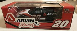TONY STEWART 1:24 DIE CAST RACING CHAMPIONS ARVIN NEW IN BOX #20